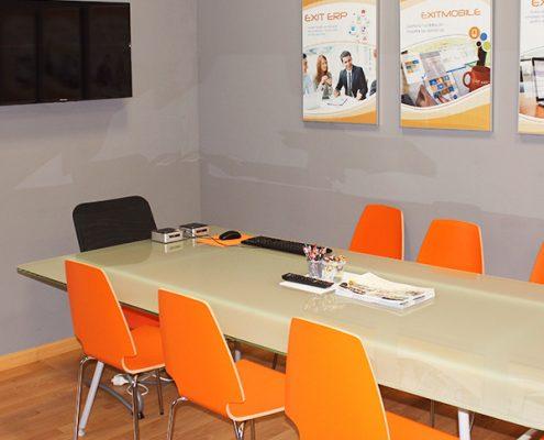 Foto 2 Asesoría Informática EXIT ERP software de gestión Asturias